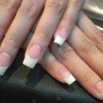Gel French Tip Overlay